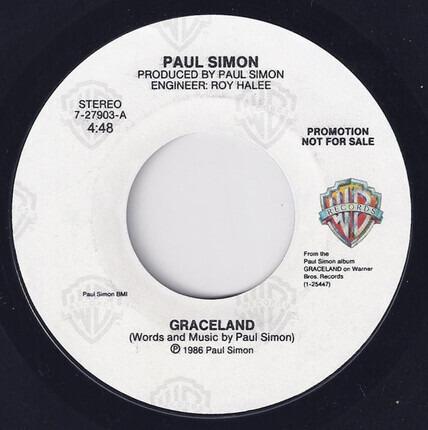 #<Artist:0x00007f9c50a41de0> - Graceland