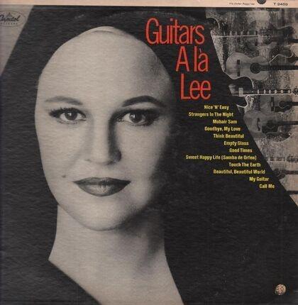 #<Artist:0x00007f867a19bb78> - Guitars alà Lee