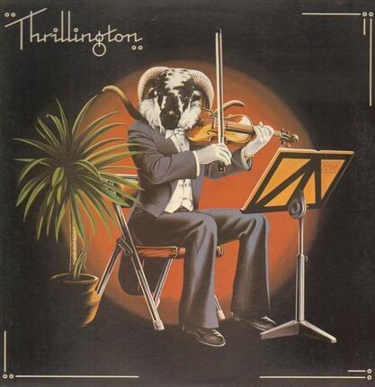 #<Artist:0x00007f2a5b48c998> - Thrillington