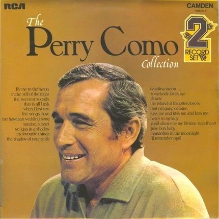 #<Artist:0x00007f740de9ecc8> - The Perry Como Collection