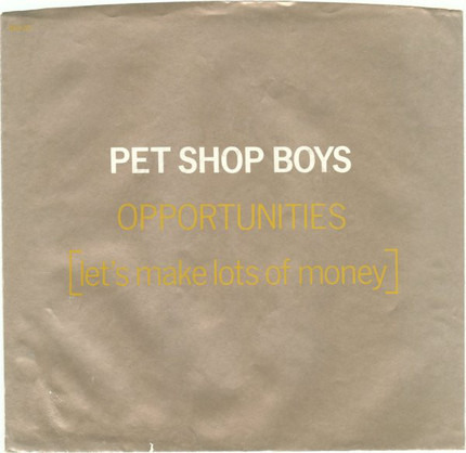 #<Artist:0x00007fcee2b53318> - Opportunities (Let's Make Lots Of Money)