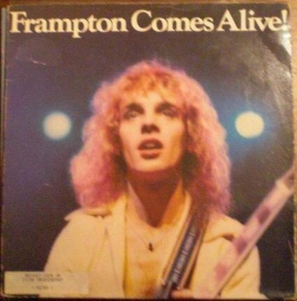 #<Artist:0x00007fdf3e070cb8> - Frampton Comes Alive