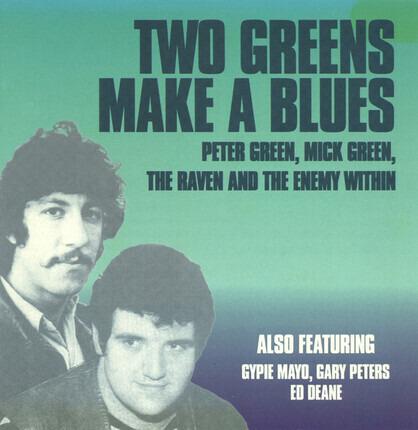 #<Artist:0x0000000007522c70> - Two Greens Make a Blues