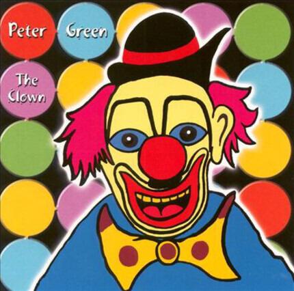 #<Artist:0x00007fcee2c6d3e8> - The Clown