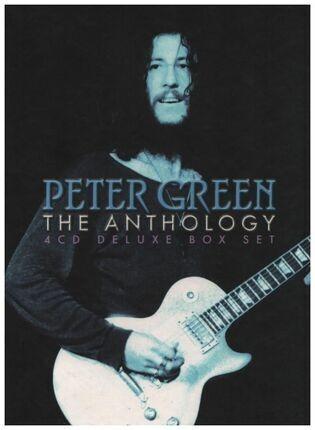 #<Artist:0x0000000007348bc0> - The Anthology