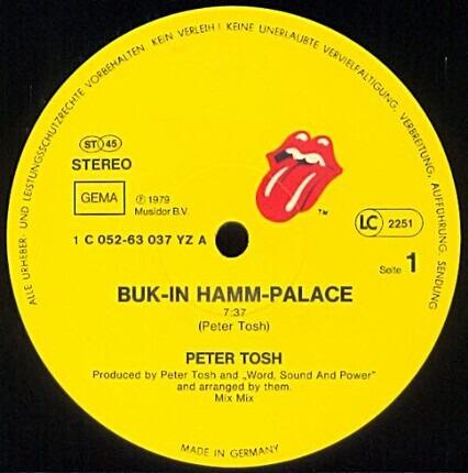 #<Artist:0x00000000086a7d88> - Buk-In-Hamm Palace
