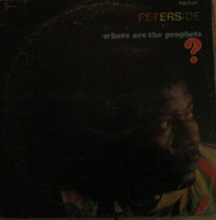 #<Artist:0x00007fa2135edf50> - Where Are The Prophets?