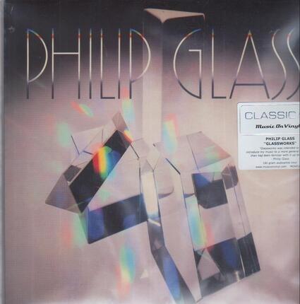 #<Artist:0x00007f4112897dd0> - Glassworks