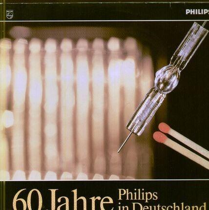 #<Artist:0x00007fd03a00b998> - 60 Jahre Philips In Deutschland