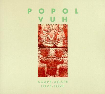 #<Artist:0x00007f65e14487e0> - Agape-Agape / Love-Love