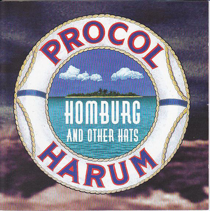 #<Artist:0x00007f1b6033eac8> - Homburg And Other Hats-Procol Harum's Best