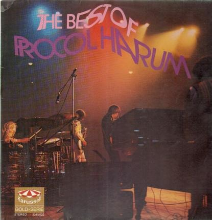 #<Artist:0x00007fcebaaafb50> - The Best Of Procol Harum