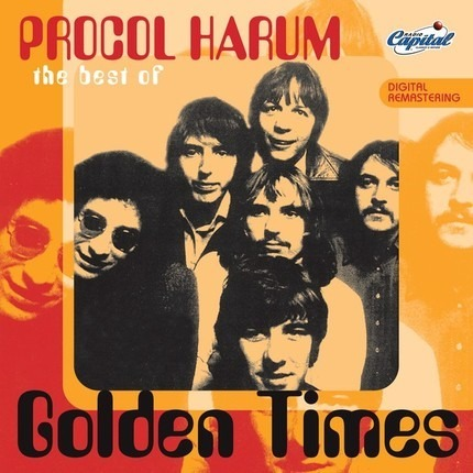 #<Artist:0x00007f412f7f2d68> - The Best Of Procol Harum (Golden Times)