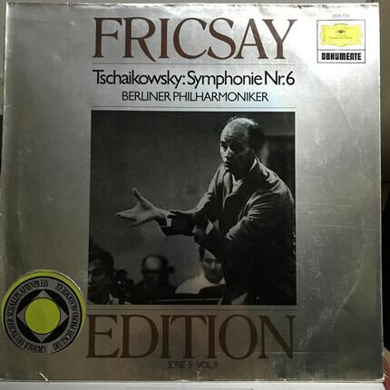 #<Artist:0x00007f740d2fae80> - Symphonie Nr. 6 H-Moll Op.74 (Pathétique)