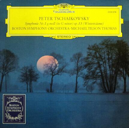 #<Artist:0x00000000010083f8> - Symphonie Nr. 1 g-moll (In G Minor) Op. 13 (Winterträume)