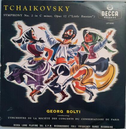 #<Artist:0x00007f2dda8348e8> - Symphony No. 2 in C minor, Opus 17 ('Little Russian')
