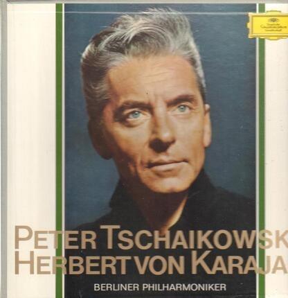 #<Artist:0x00007f740d4fd4d0> - Symphonies 4-6 / Piano Concerto Nr. 1 / Violin Concerto / 1812 Overture a.o.