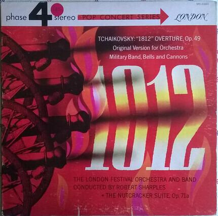 #<Artist:0x00007fd8d982b108> - Tchaikovsky '1812' Overture Op. 49 + The Nutcracker Suite, Op. 71a