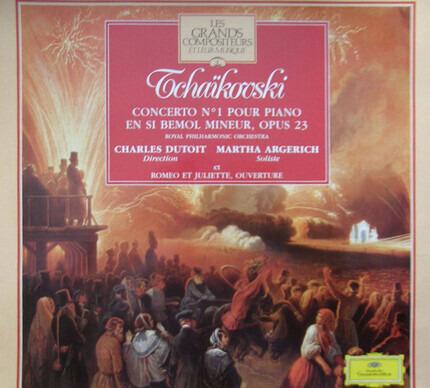 #<Artist:0x00007fce14790588> - Concerto N° 1 Pour Piano En Si Bémol Mineur - Roméo Et Juliette, Ouverture