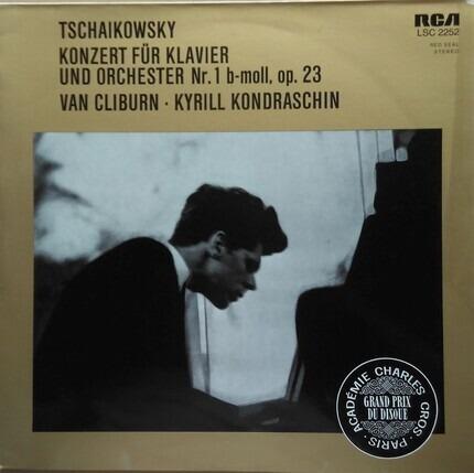 #<Artist:0x00007fcec12aa9f8> - Konzert Für Klavier Und Orchester Nr. 1 B-moll, Op. 23