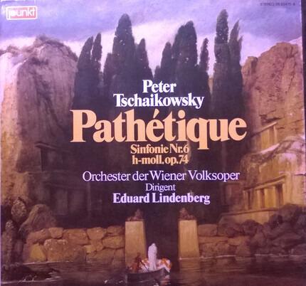 #<Artist:0x00007fde2a932c08> - Sinfonie Nr. 6 H-moll, Op. 74 'Pathétique'
