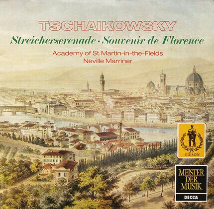 #<Artist:0x00007f1b86babca8> - Streicherserenade • Souvenir De Florence