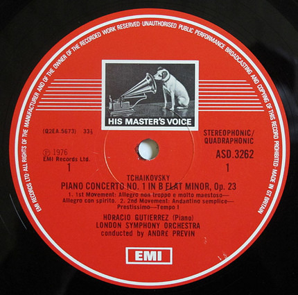 #<Artist:0x00007fcee380f6d8> - Piano Concerto No. 1 / Piano Concerto No. 1