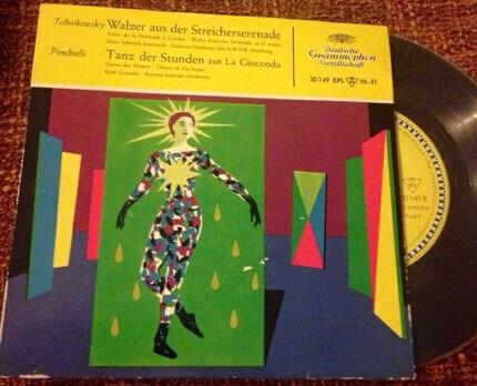 #<Artist:0x00007f73dd924908> - Walzer Aus Der Streicherserenade / Tanz Der Stunden Aus La Gioconda