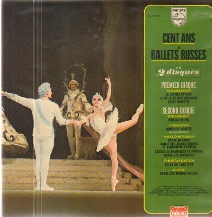 #<Artist:0x00007f633a05dad0> - Cent Ans De Ballets Russes