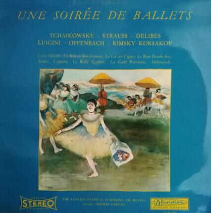 #<Artist:0x00007fce324b3ea0> - Une Soirée De Ballets