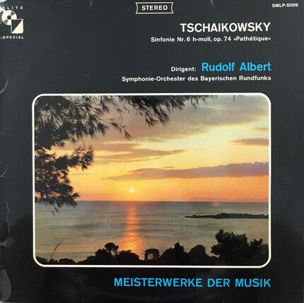 #<Artist:0x00007f70dca50d30> - Sinfonie Nr.6 H-Moll, Op.74 'Pathetique'