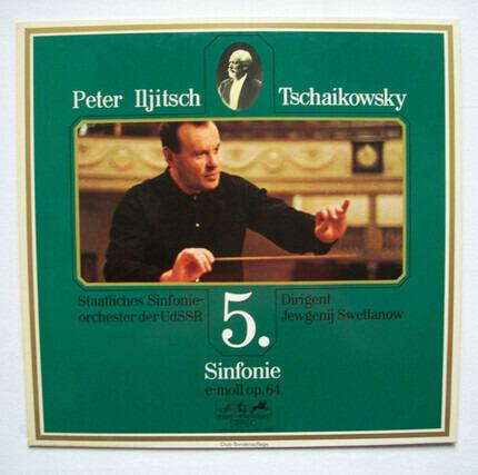 #<Artist:0x00007fce1622df80> - Sinfonie 5. E-moll Op.64