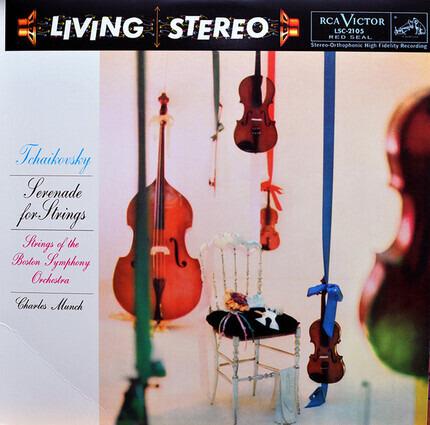 #<Artist:0x00007f740c67f020> - Serenade For Strings