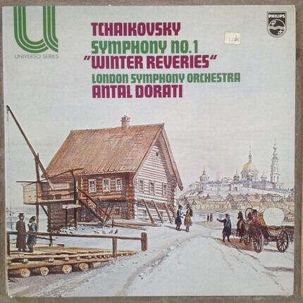 #<Artist:0x00007f4e61722570> - Symphony No.1 'Winter Reveries'