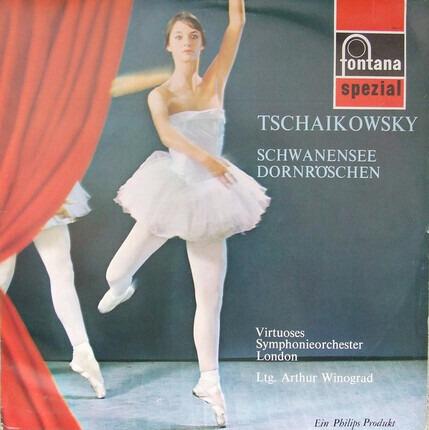 #<Artist:0x00007f60e1051c68> - Schwanensee / Dornröschen