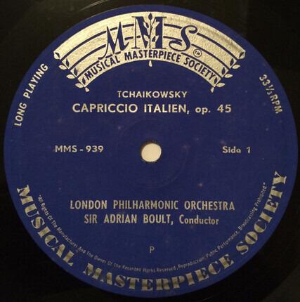 #<Artist:0x00007fcec3841f40> - Capriccio Italien, Op. 45