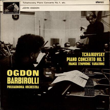 #<Artist:0x00007fcee27d9d90> - Piano Concerto No. 1 / Symphonic Variations