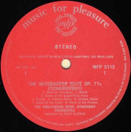 #<Artist:0x00007fcee32302a8> - The Nutcracker Suite / A Midsummer Night's Dream