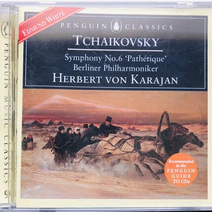 #<Artist:0x00007f60e0c43248> - Symphony No. 6 'Pathétique' (Karajan)