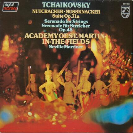 #<Artist:0x0000000007c83c58> - Nutcracker Suite - Serenade for Strings