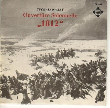 #<Artist:0x0000000006680960> - Ouverture Solennelle Capriccio '1812' Op. 49