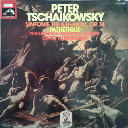 "#<Artist:0x00007f60e0a9da60> - Sinfonie Nr.6 H-Moll Op. 74 ""Pathétique"""