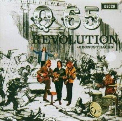 #<Artist:0x00007fb51a96c590> - Revolution
