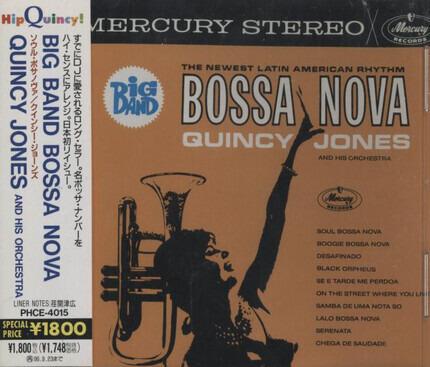 #<Artist:0x00007f740d0e2940> - Big Band Bossa Nova