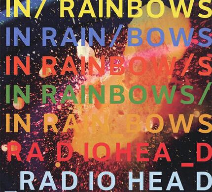 #<Artist:0x00000000073b22f0> - In Rainbows