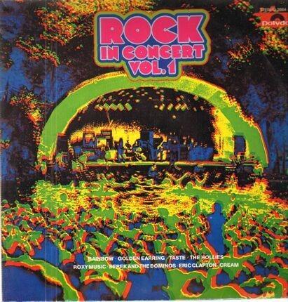 #<Artist:0x0000000007fba610> - Rock in Concert Vol. 1