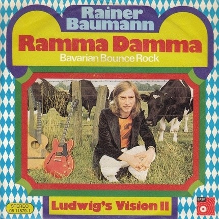 #<Artist:0x00007fb540891a78> - Ramma Damma (Bavarian Bounce Rock)