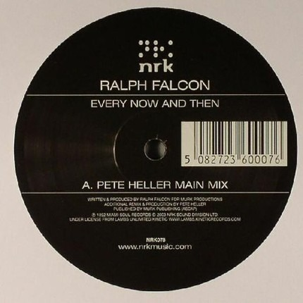 #<Artist:0x00007f2e1cfb0760> - Every Now And Then (Pete Heller Mixes)