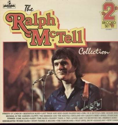 #<Artist:0x00007f8f48cac338> - The Ralph McTell Collection
