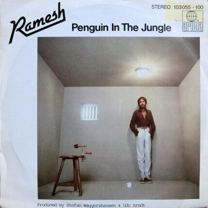 #<Artist:0x00007f1835527390> - Penguin In The Jungle